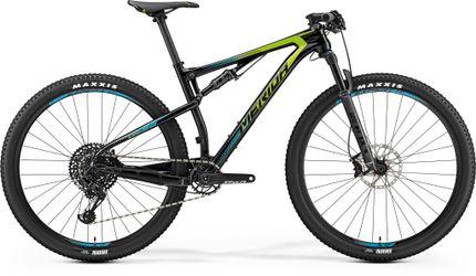 NINETY-SIX 9.6000 UD CARBON/GREEN/BLUE XL