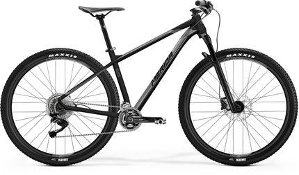 Merida Big Nine Xt-edition Matt Black/silver Xl-21