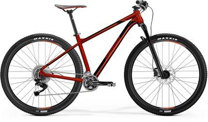 BIG NINE XT-EDITION SILK RED/SIGNAL RED/BLACK XL-