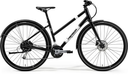 CROSSWAY URBAN 100 BLACK/WHITE L 54CM LADIES