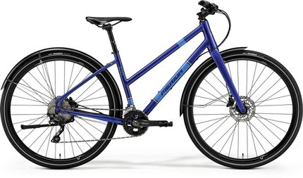 CROSSWAY URBAN 500 BLUE/LITE BLUE/GOLD XL LADIES