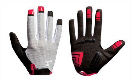 Cube Gloves Nat. Fit Ltd Lf. Grey/blk/red Xxl (11)