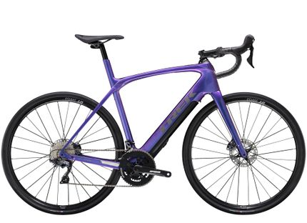 Trek Domane + LT 54 Gloss Purple Flip 260WH