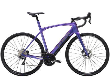 Trek Domane + LT 62 Gloss Purple Flip 260WH