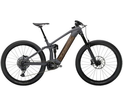 Trek Rail 9.8 GX EU S Solid Charcoal to Root Beer Ano D