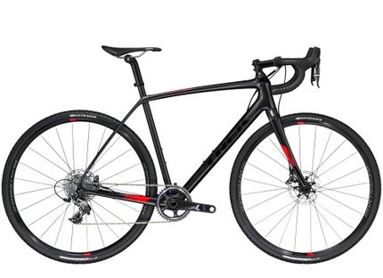 Trek Boone 7 Disc 56 Dnister Black/Viper Red