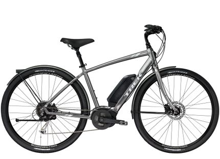 Trek Verve + Men's (EU) S Anthracite
