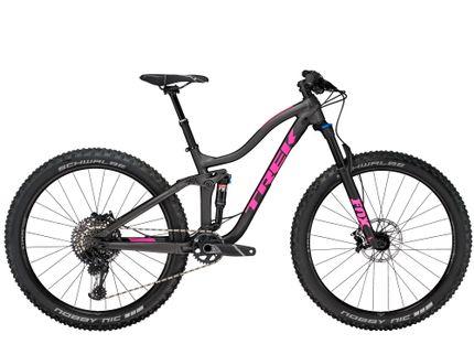 Trek Fuel EX 8 WSD 17.5 Matte Dnister Black
