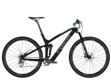 Fuel EX 9.8 WSD 14 Matte Trek Black/Sprintmint