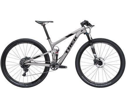 Trek Top Fuel 9.7 19.5 29 Matte Metallic Gunmetal