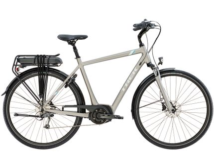 Trek TM1+ Men L Matte Metallic Gunmetal 500WH