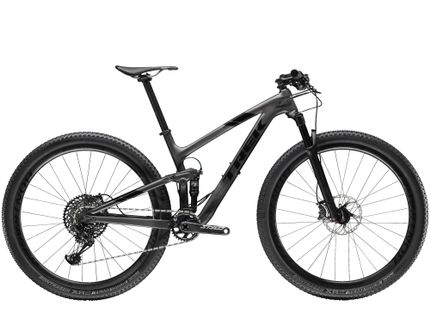 Trek Top Fuel 9.8 SL 21.5 29 Matte Carbon Smoke