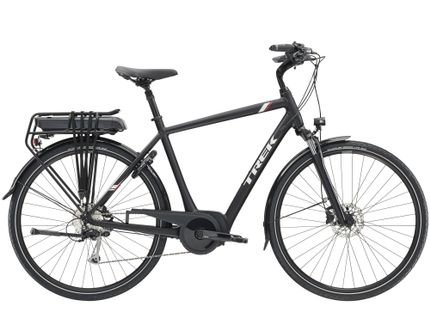TM2+ Men M Matte Trek black 400WH