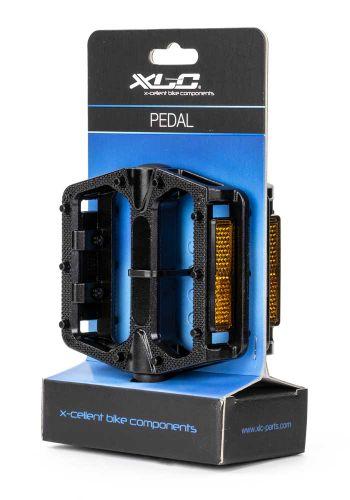 PEDAAL XLC ATB FREESTYLE ALM ZW STEL PDM26