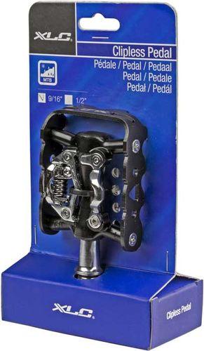 PEDAAL XLC ATB SH SPD ENKEL ALM ZW PD-S20 STEL