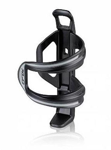 BIDONHOUDER XLC SIDECAGE PVC ZW/GRY BCS06