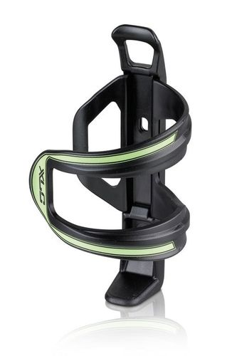 BIDONHOUDER XLC SIDECAGE PVC ZW/GR BCS06