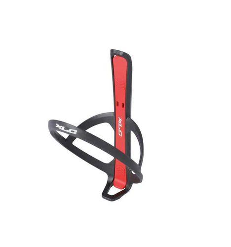 BIDONHOUDER XLC PVC M/BANDENLICHTER ZW/RO BCK10