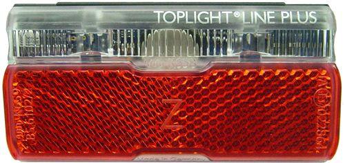 ACHTERLICHT B&M TOPLIGHT LINE PLUS LED NDY STL