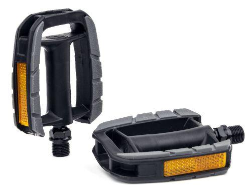 ANP PEDAAL PVC VP-656 M/REFLECTOR ZW STEL