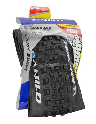 Michelin MTB Band E-Wild Gum-X Vouw Voor 71-584/2