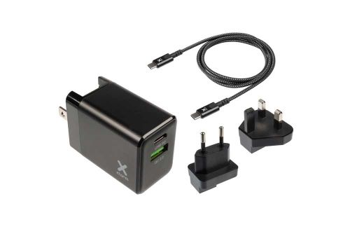 ADAPTER XTORM VOLT USB-C FAST CHARGE