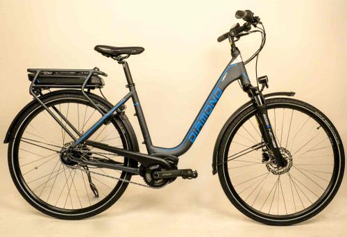 LIBERTY DN8 STONE-BLUE 54cm 400Wh