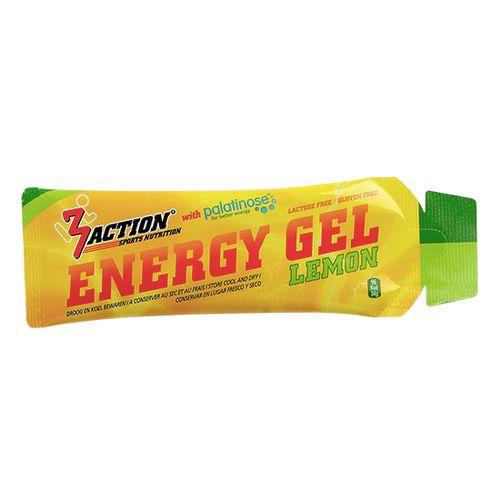 3 ACTION ENERGY GEL LEMON