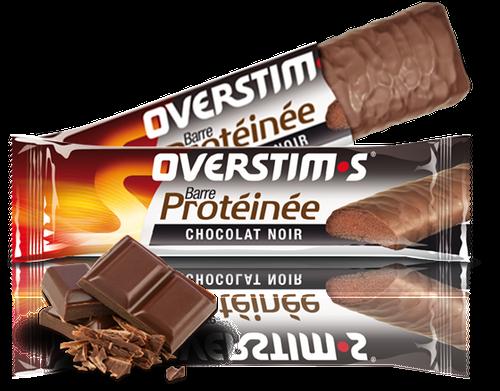 OVERSTIMS PROTEIN BAR CHOCOLAT