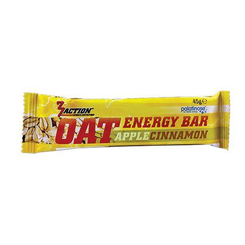 3 ACTION ENERGY BAR 45GR - OAT APPEL