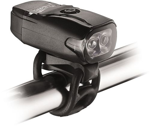 LEZYNE LED KTV FRONT BLACK NEW