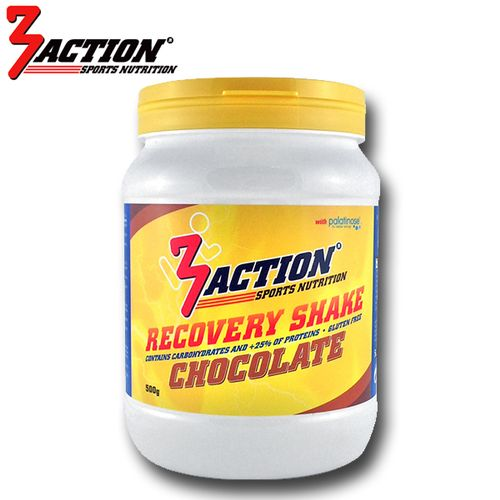 3 ACTION RECOVERY SHAKE CHOCO 500GR