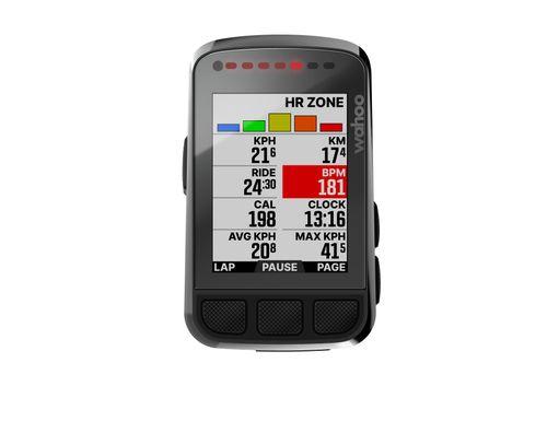 WAHOO ELEMNT BOLT V2 GPS FIETS COMPUTER