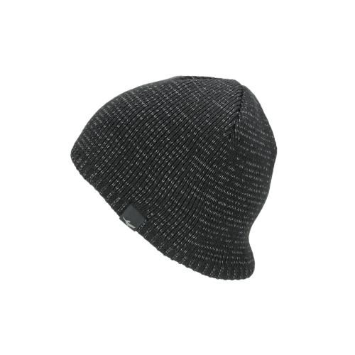 SS WATERPROOF COLD WEATHER REFLECTIVE BEANIE XXL