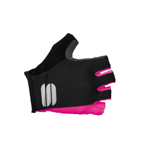 SF DIVA W GLOVE-BUBBLE GUM/WHITE-S