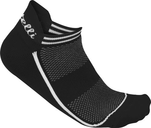 CA INVISIBILE SOCK-BLACK-LXL