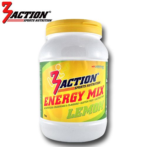 3 ACTION ENERGY MIX 1KG - LEMON