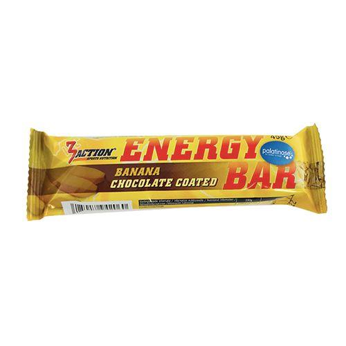 3 ACTION ENERGY BAR 45GR - BANAAN