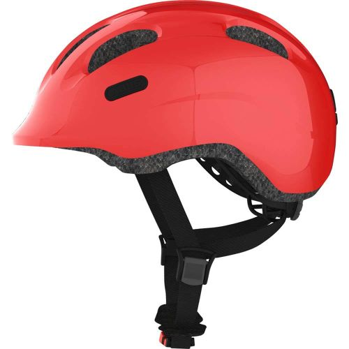 HELM ABUS SMILEY 2.0 SPARKLING RED S 45-50