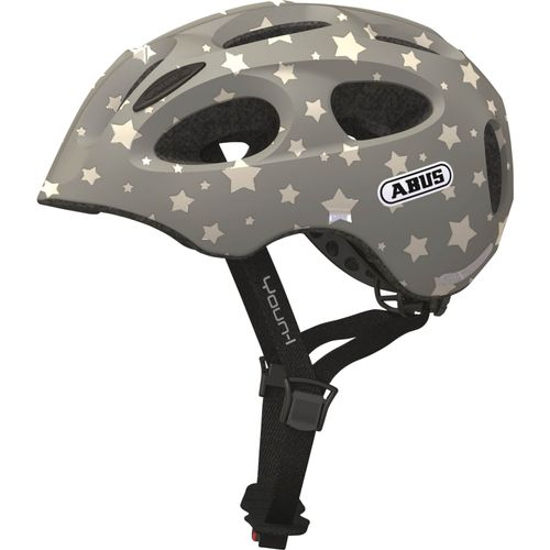 HELM ABUS YOUN-I GREY STAR S 48-54