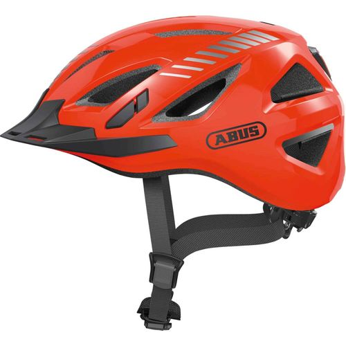 HELM ABUS URBAN-I 3.0 SIGNAL SIGNAL ORANGE L 56-61