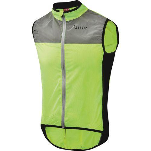 Raceviz Bodywear Dark Jacket 1.1 L geel