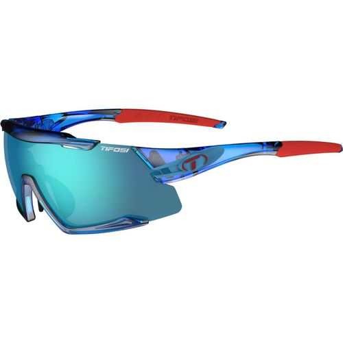 Tifosi bril Aethon kristal blauw