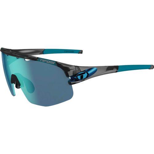 Tifosi bril Sledge Lite Crystal Smoke blauw