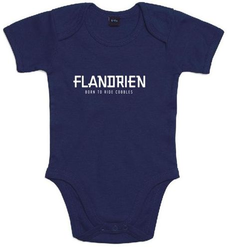 COIS CYCLING BODYSUIT FLANDRIEN BABY 6-12
