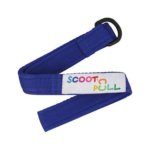 Scoot 'n Pull Blauw