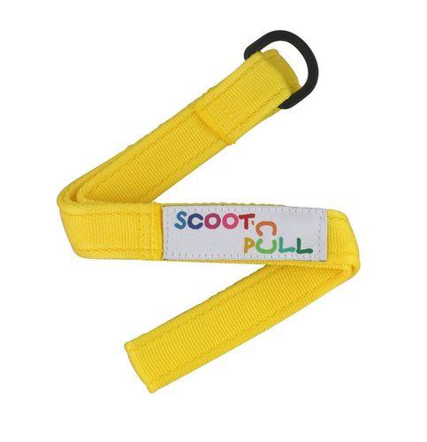 Micro Scoot 'n Pull Yellow