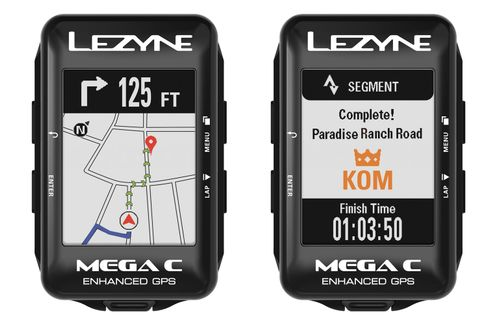 LEZYNE MEGA COLOR GPS