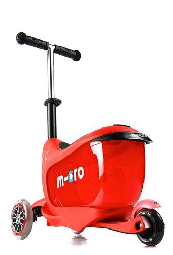 Micro Mini 2go Deluxe Plus Rood