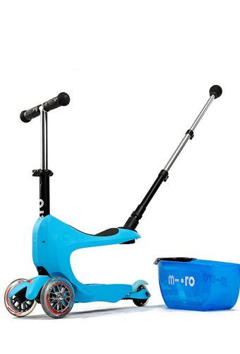 Micro Mini 2Go Deluxe Plus Blauw